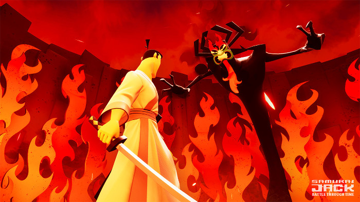Samurai Jack: Battle Through Time Arriva il 21 Agosto