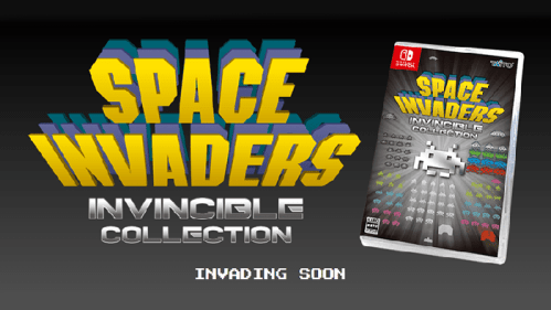 Space Invaders Invincible Collection Nintendo Switch