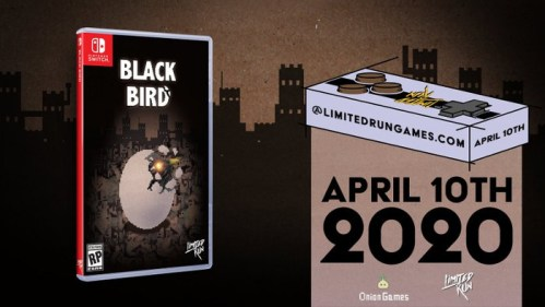 Black Bird Nintendo Switch