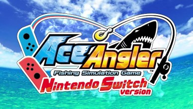 Fishing Spirits Ace Angler Nintendo Switch