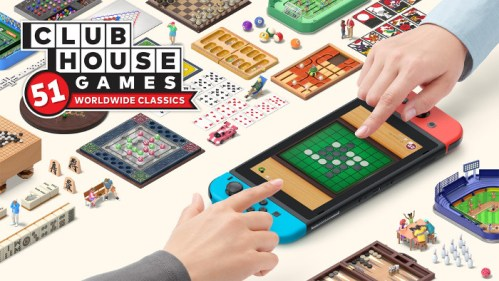 Clubhouse Games 51 Worldwide Classics Nintendo Switch