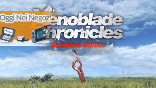 Oggi Nei Negozi: Xenoblade Chronicles: Definitive Edition