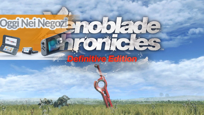 Oggi Nei Negozi: Xenoblade Chronicles: Definitive Edition