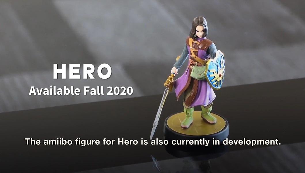 Amiibo di Dragon Quest Hero e Persona 5 Joker in Arrivo