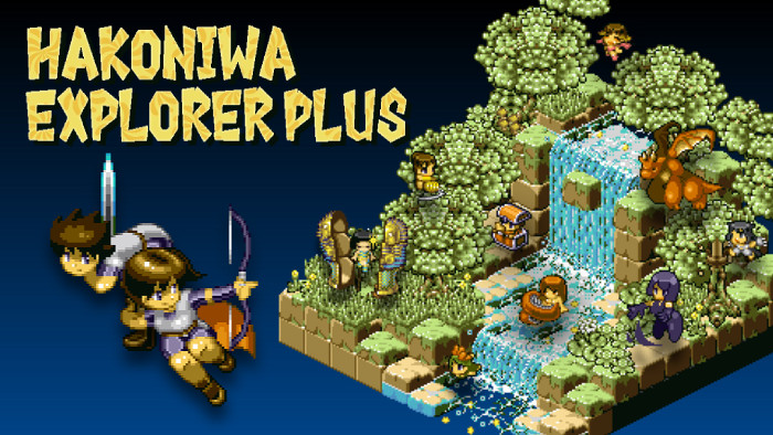 Hakoniwa Explorer Plus Arriverà su Nintendo Switch