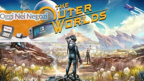 Oggi Nei Negozi The Outer Worlds Nintendo Switch