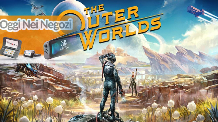 Oggi Nei Negozi: The Outer Worlds