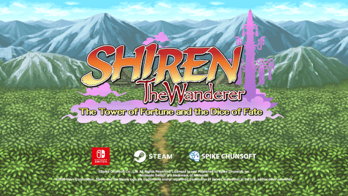 Shiren the Wanderer: The Tower of Fortune and the Dice of Fate Arriverà nel 2020