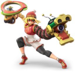 Super Smash Bros. Ultimate is available for the Nintendo Switch. So is ARMS. The Super Smash Bros Ultimate Min Min release date is June 29, 2020.