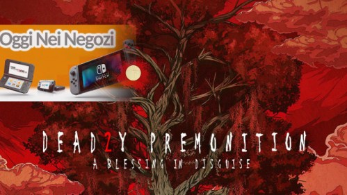Oggi Nei Negozi: Deadly Premonition 2: A Blessing in Disguise Nintendo Switch