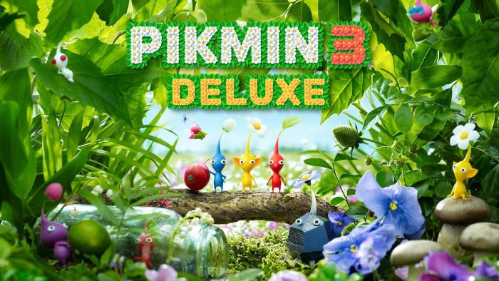 Pikmin 3 Deluxe Arriva su Nintendo Switch