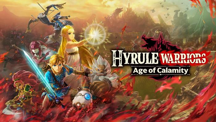 Annunciato Hyrule Warriors L'Era della Calamità