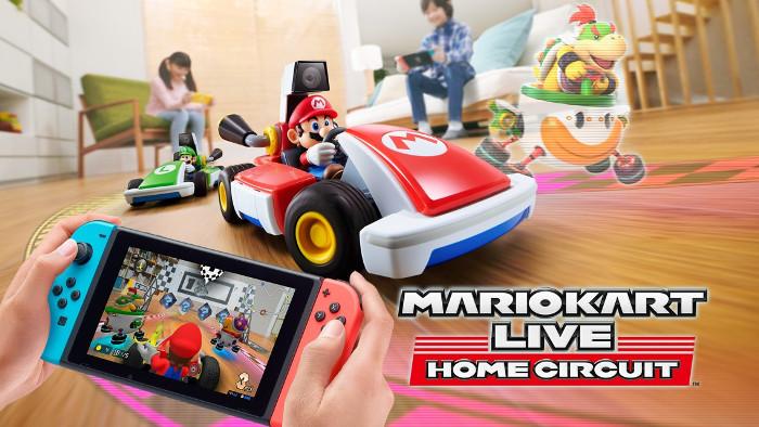 Annunciato Mario Kart Live: Home Circuit