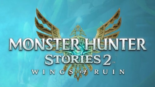 Monster Hunter Stories 2 Wings of Ruin Nintendo Switch