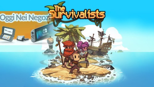 Oggi nei Negozi: The Survivalists Nintendo Switch