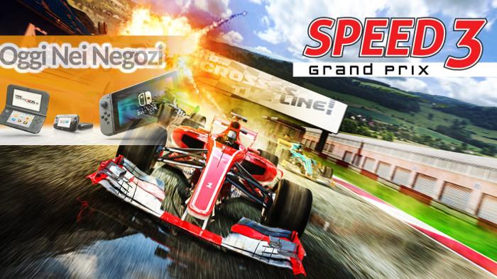 Oggi nei Negozi: Speed 3: Grand Prix