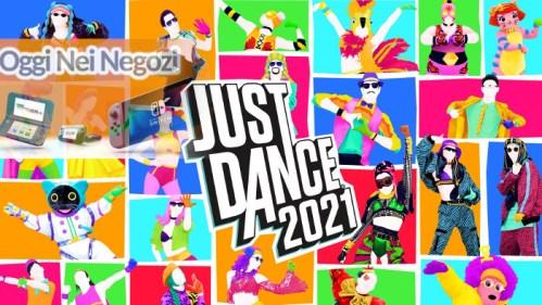 Oggi nei Negozi: Just Dance 2021 Nintendo Switch