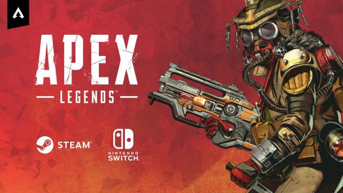 Apex Legends Arriva su Nintendo Switch il 9 Marzo