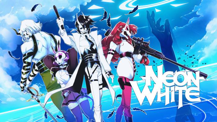 Neon White Annunciato per Nintendo Switch