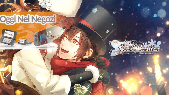 Oggi nei Negozi: Code: Realize Wintertide Miracles