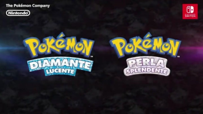 Pokémon Diamante Lucente e Perla Splendente in Arrivo su Nintendo Switch