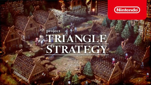 Project Triangle Strategy Nintendo Switch