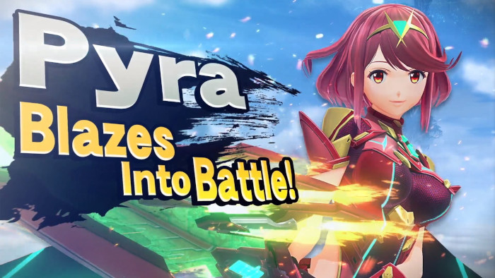 Pyra e Mythra si Aggiungono a Super Smash Bros. Ultimate