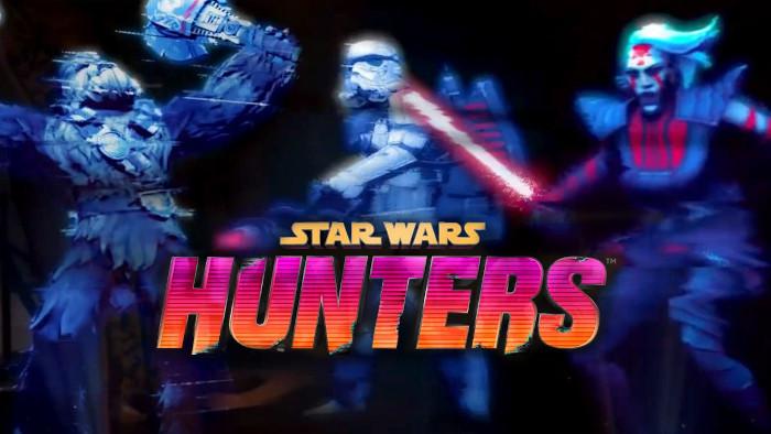 Annunciato Star Wars: Hunters per Nintendo Switch