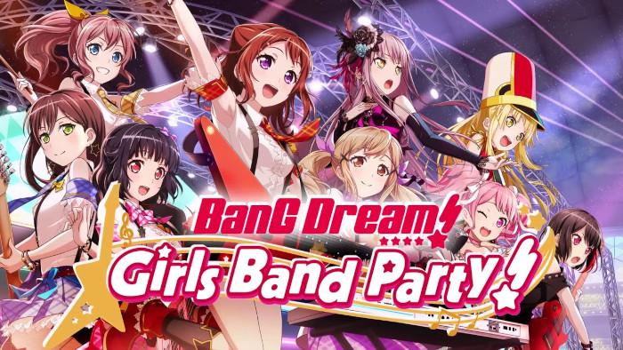 Data di Uscita di BanG Dream! Girls Band Party!