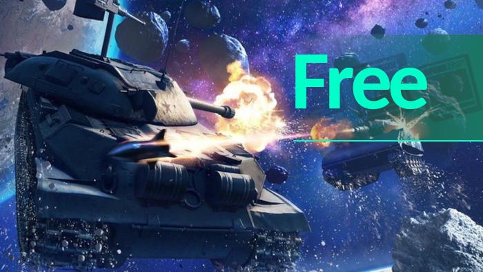 World of Tanks Blitz – Space Pack – Steam