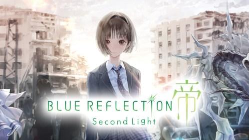 Blue Reflection: Second Light Nintendo Switch
