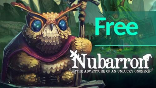 Nubarron: The adventure of an unlucky gnome Steam