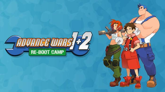 Annunciato Advance Wars 1+2: Re-boot Camp
