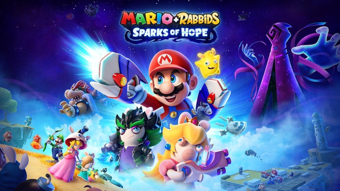 Mario + Rabbids Sparks of Hope Arriverà su Nintendo Switch nel 2022