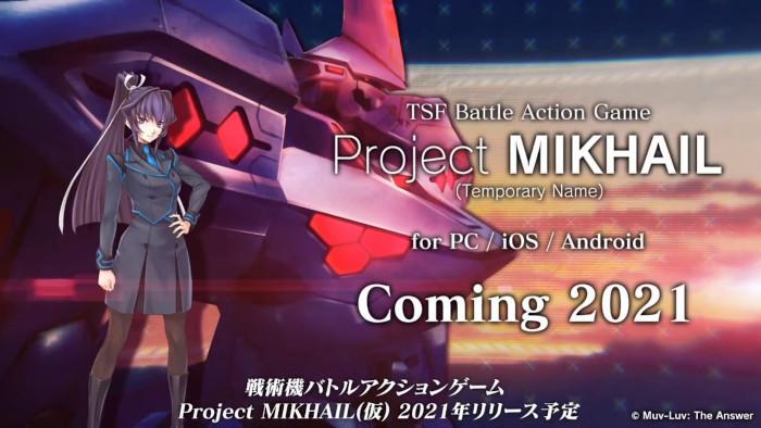 Un Nuovo Video su Project Mikhail