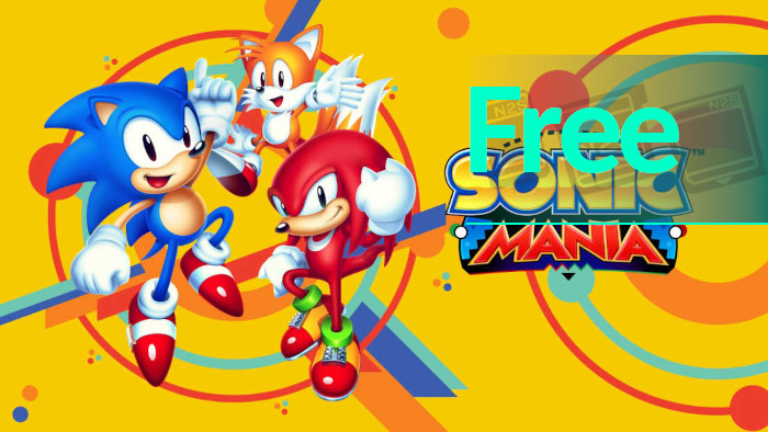 Sonic Mania – Epic Games Store
