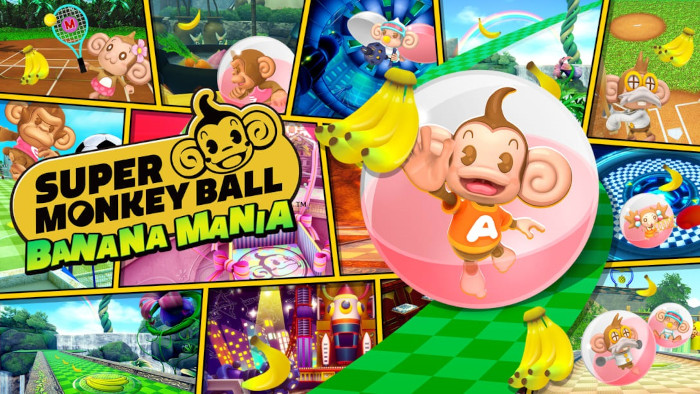 Super Monkey Ball Banana Mania Arriverà su Nintendo Switch ad Ottobre