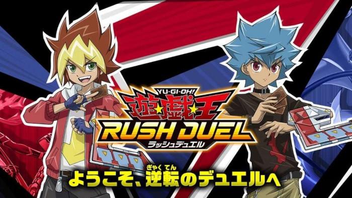 Le Prime Copie di Yu-Gi-Oh! Rush Duel Includeranno Carte Esclusive
