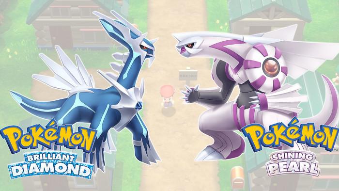 Pokémon Diamante Lucente e Perla Splendente Arriveranno a Novembre