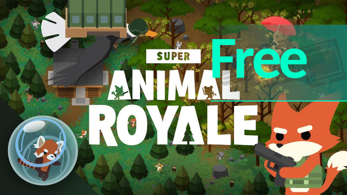 Super Animal Royale – Steam