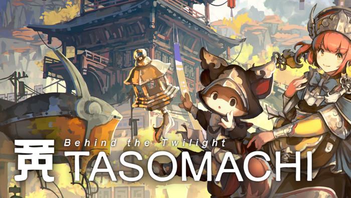 Tasomachi: Behind the Twilight Arriverà Anche su Console