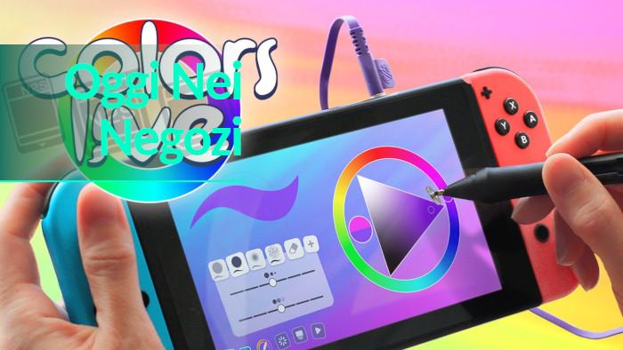 Oggi nei Negozi: Colors Live