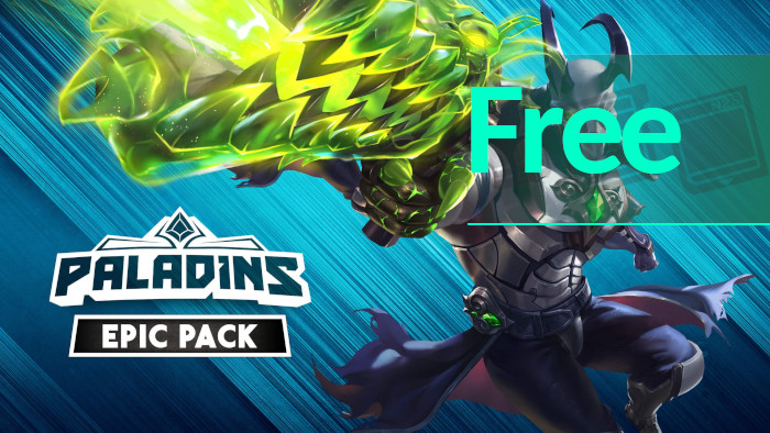 Pacchetto Epic Paladins – Epic Games Store