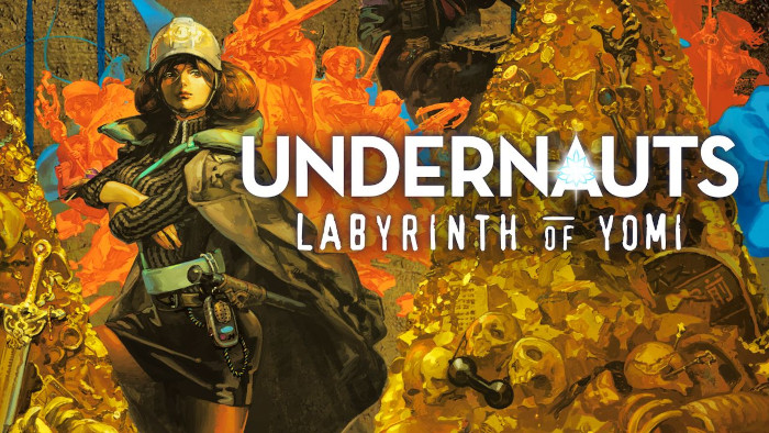 Undernauts: Labyrinth of Yomi Arriva il 28 Ottobre