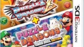 Puzzle & Dragons Z e Puzzle & Dragons Super Mario bros. Edition