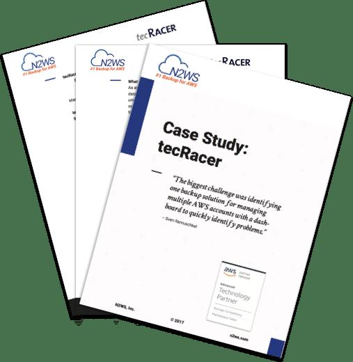 Backup AWS Case Studies