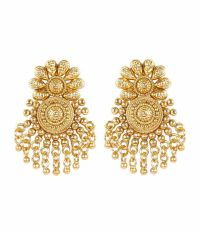 South Indian Gold Earring Designs For Women | www.pixshark ...