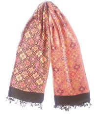 Rubys Collection Multi Color Viscose Shawls Price in India ...