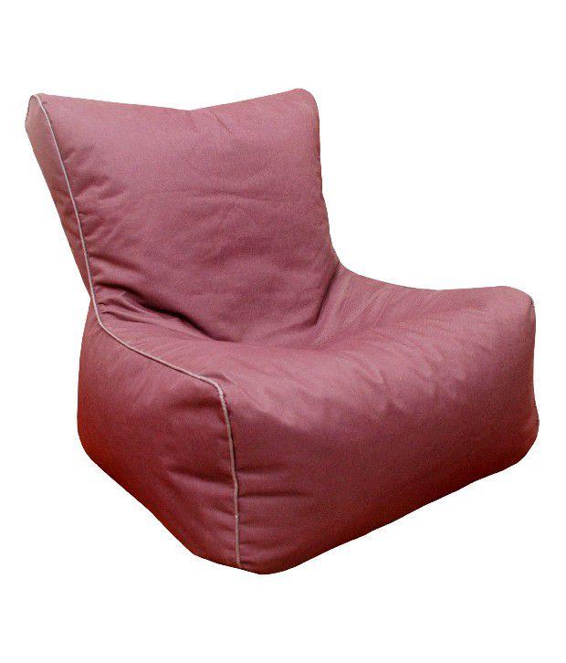 Comfy Bean Bag Biggie Bean Bag Chair Xl Size Wine Best