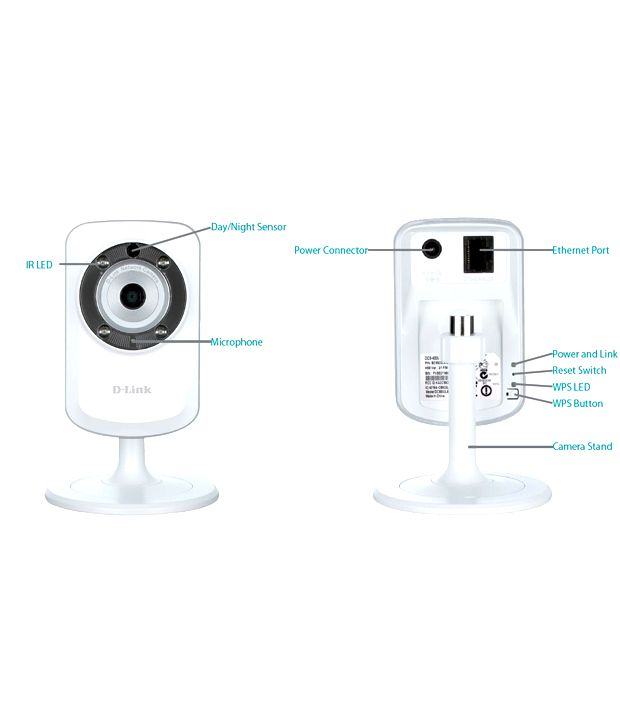 D-Link DCS-933L Wireless N Network Camera Range Extender H